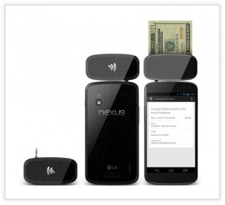 谷歌的愚人节礼物:移动ATM机器