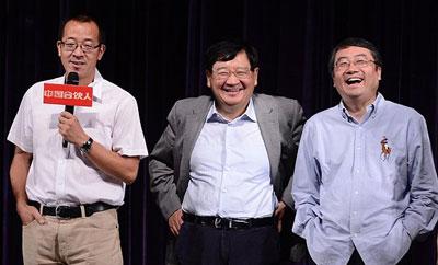 每日微钛度:《中国合伙人》最佳影评