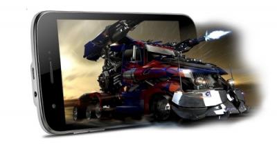 北斗手机网和美晨合推裸眼3D手机