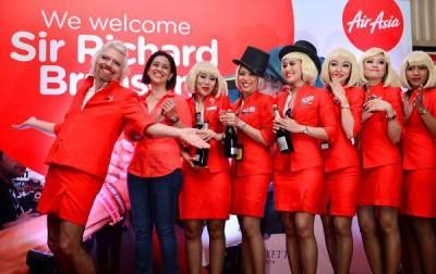 Virgin Group创始人理查德·布兰森(Richard Branson)
