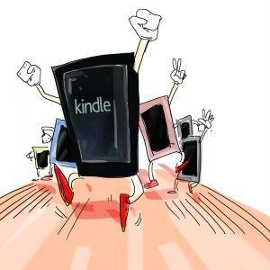 Kindle入华