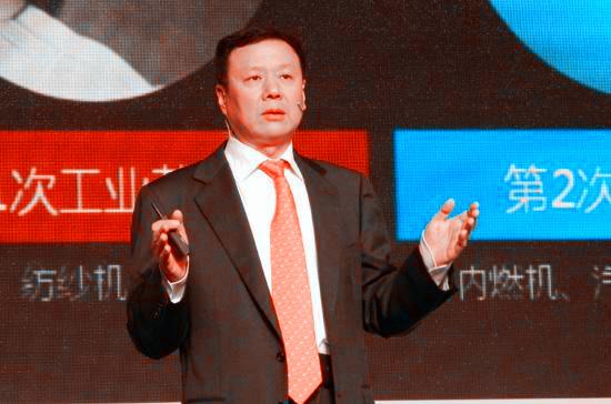 中国电信董事长王晓初 翼聊 中国好声音