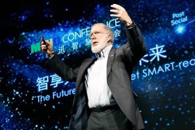 《连线》杂志创始主编凯文•凯利(Kevin Kelly),常被称为KK