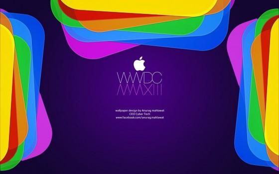 iOS7完全抛弃了乔布斯钟爱的设计