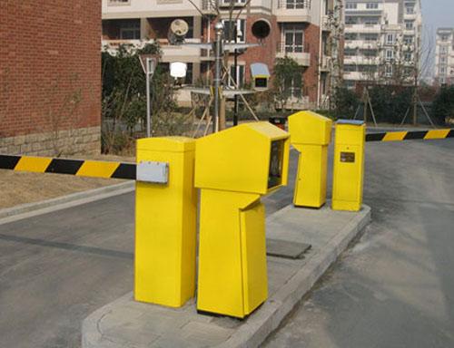 智能停车应用