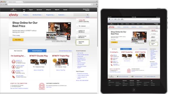 追寻点击愉悦感—提升网站平板体验的6个技巧