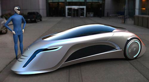 互联网汽车,物联网时代,现有汽车产业链将全面崩溃