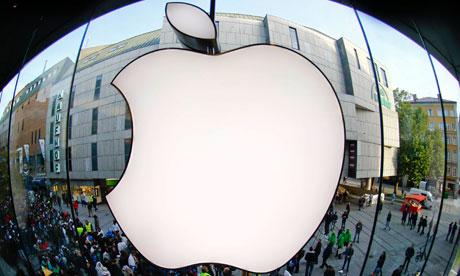 苹果极具自夸的广告营销