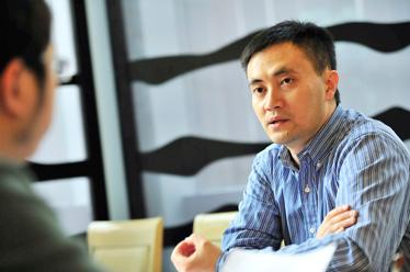 融360联合创始人、CEO叶大清