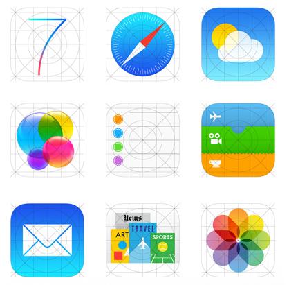 iOS 7类宋体