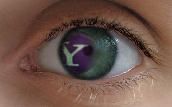 雅虎 logo