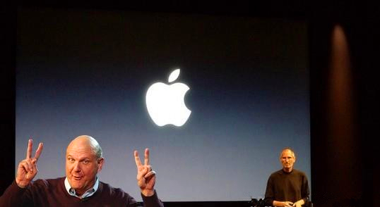 鲍尔默苹果