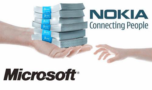 WP8不是救命稻草,诺基亚终于卖身给微软