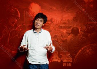 顽石互动CEO吴刚