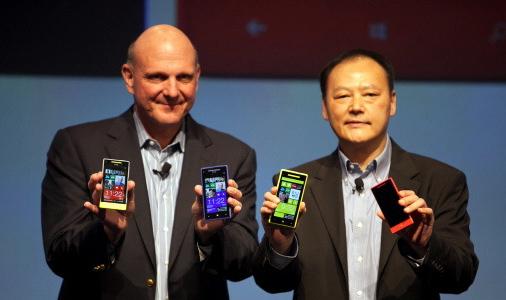 HTC/微软