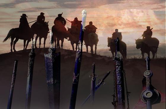 七剑吓天猫