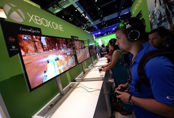 索尼和微软新款游戏机能否笑傲游戏行业?
