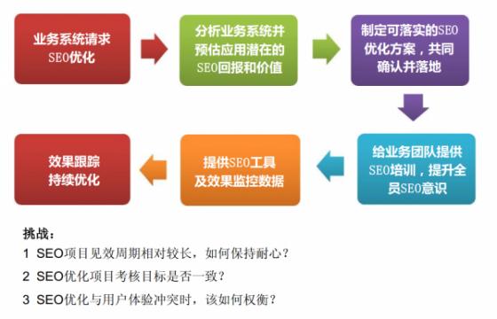 大公司SEO项目合作方式及挑战