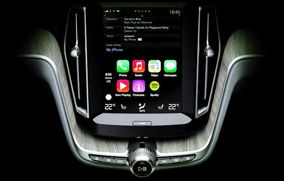 苹果CarPlay