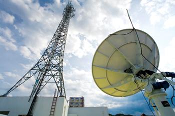 解密电信基站辐射