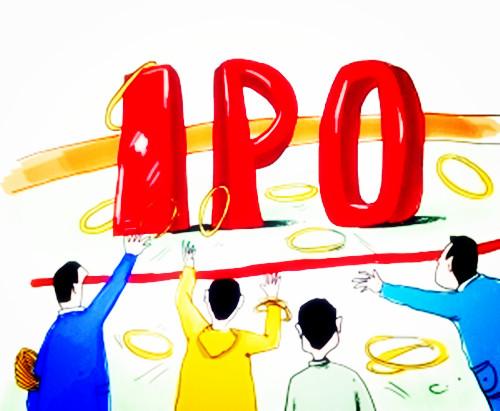 互联网公司IPO