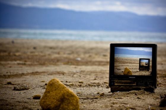 电视节目野外