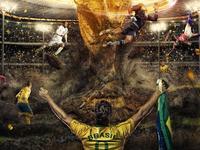 巴西世界杯:是球迷的盛宴,亦是商家的最爱