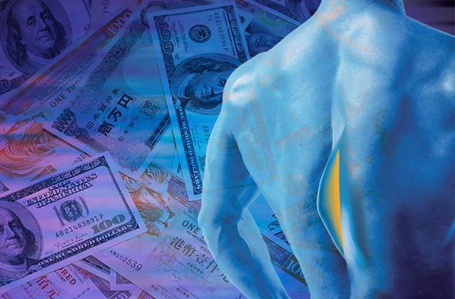 金钱 腐败