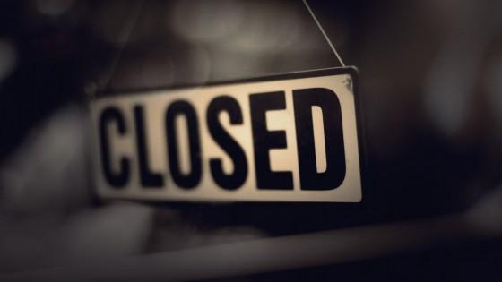 关闭closed