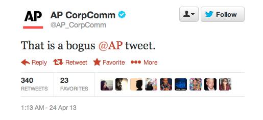 AP bogus