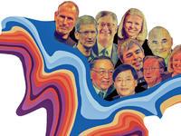 从5家跨国企业看企业领导者传承