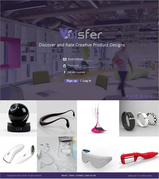 【硅谷新公司】只有最牛逼的智能硬件创意才能在Valsfer完成商业化