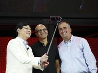 联想首届科技创新大会上,四大巨头都展示了哪些黑科技?