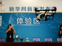 新华网组建国内首家新闻无人机编队,是噱头还是突围法宝?