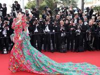 """Hu Sheguang, the Designer Behind Cannes' Derided """"Floral Jacket"""""""