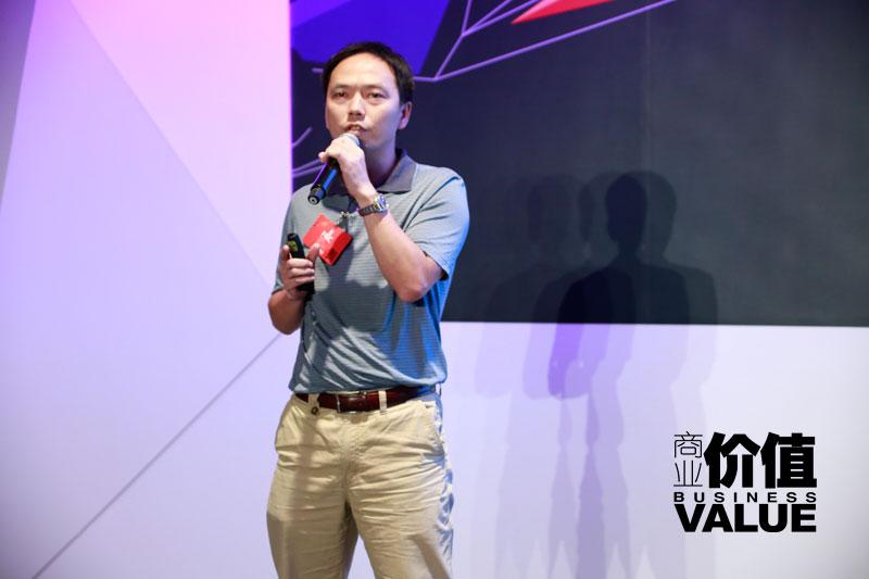 【MIIC2015】容联云通讯孙昌勋:云通讯是一个千亿元规模的市场
