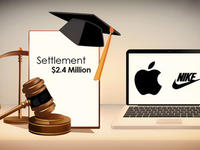 耐克遭消费者索赔240万美元,却拉上苹果做了一场危机公关营销秀