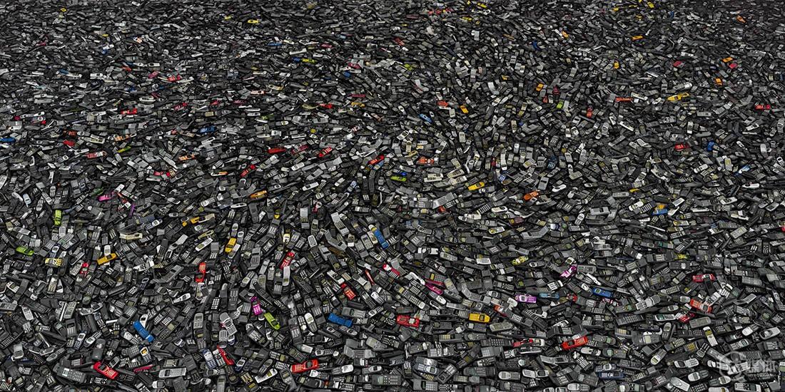 我们的旧手机都去哪儿了?