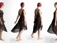 全球第一件4D打印裙诞生,真正的私人订制时代要来了