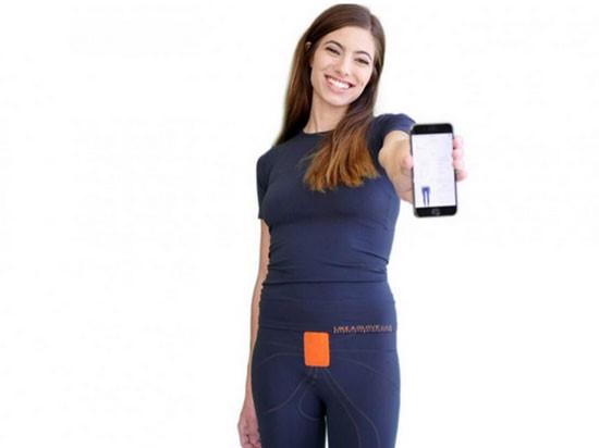 LikeAGlove智能打底裤,帮女生网购最合身的牛仔裤