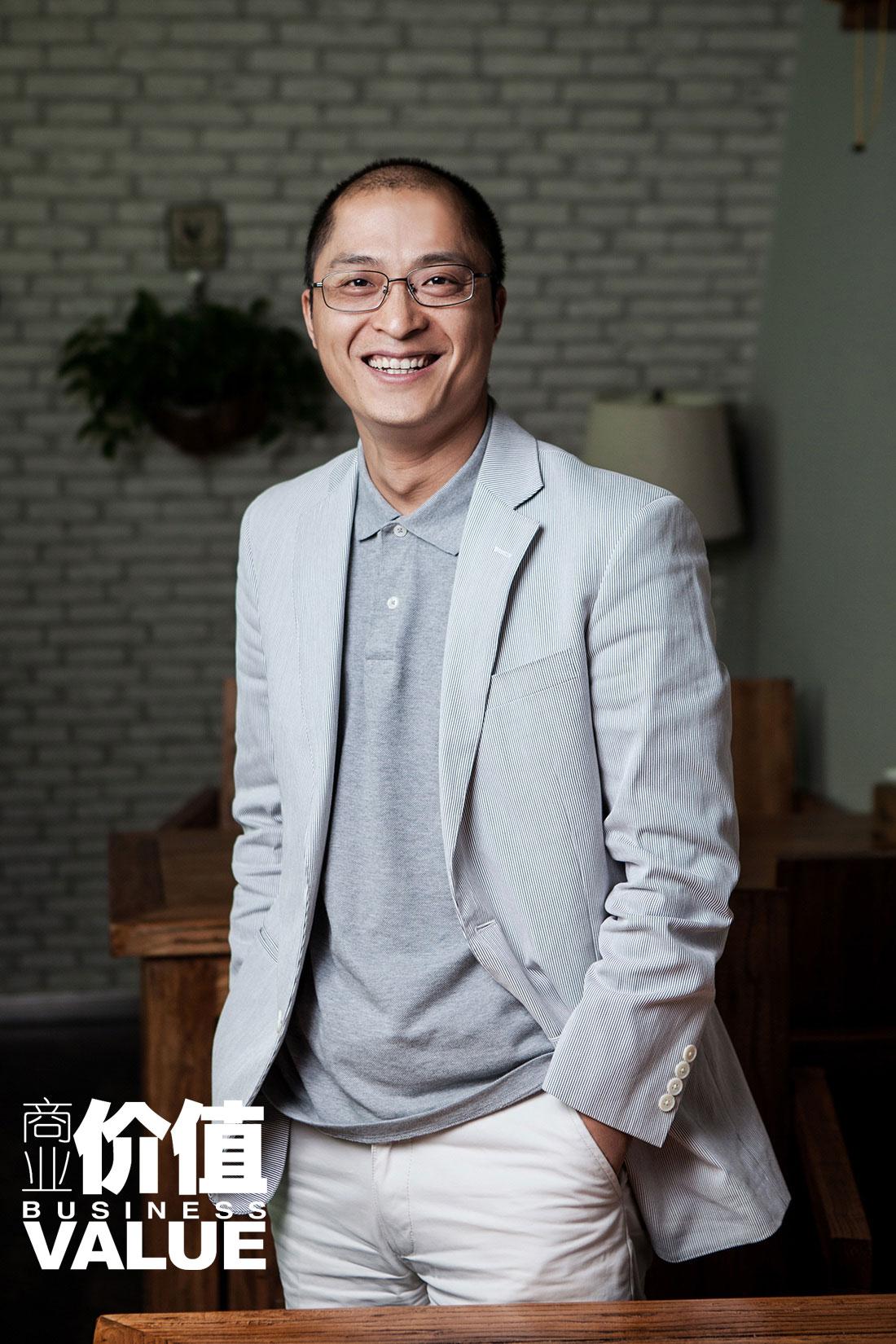 Yang Xianghua, vice president of iQiyi
