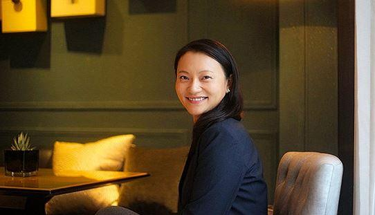 Liu Zhen, strategic chief of Uber China