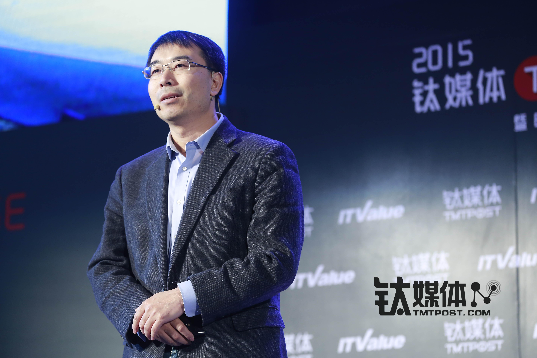 海视云CEO于芝涛