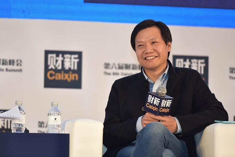 Lei Jun, the founder of Xiaomi echnology