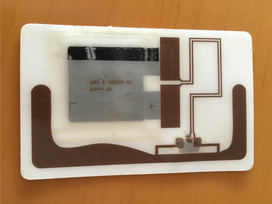 以色列公司发明了像纸一样薄的电池,已经量产和商业化