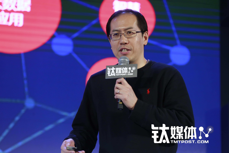京东首席技术顾问翁志