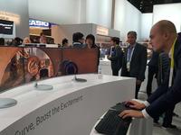 富有科技感的曲面显示器,能迈过市场这道坎吗?