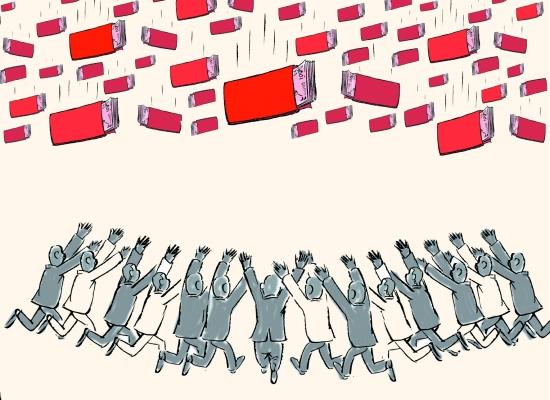 春节红包:微信、QQ与支付宝的社交、支付攻防战
