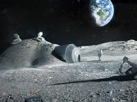 """欧航局欲""""打印""""出""""月球村"""",3D打印技术怎样帮助人类""""登天""""?"""