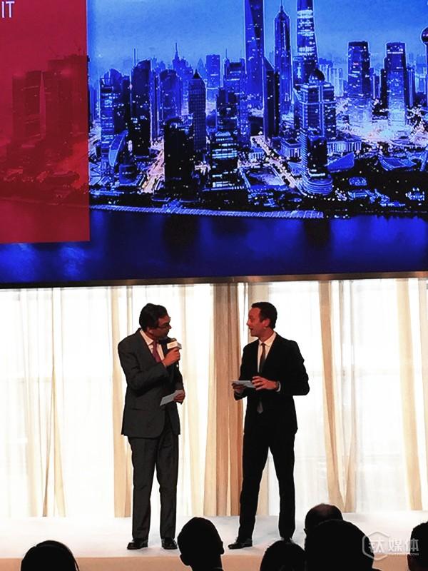 欧莱雅两任法国CEO用中文互动